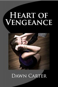 Heart of Vengeance Front Cover