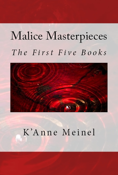 Malice Masterpieces 1 The First Five Books Front Cover