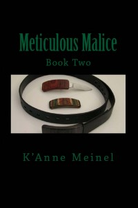 Book 2 Meticulous Malice Cover