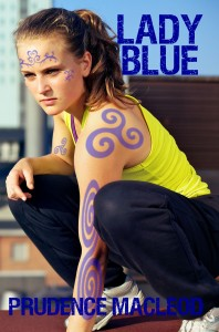 Lady Blue Cover